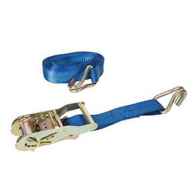 Heavy Duty Ratchet Tie Down Strap J-Hook 4m x 27mm Rated 400kg Max 1200kg New