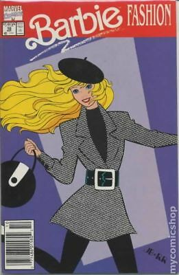 Barbie Fashion #10 1991 FN Stock Image