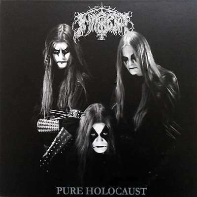 IMMORTAL - Pure Holocaust  LP  CLEAR/ BLACK MARBLED