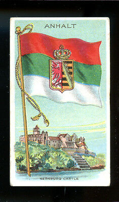 1911 T59 Flags of Nations Anhalt Derby VG 98759