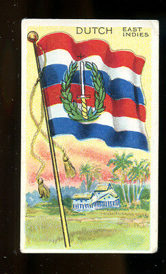 1911 T59 Flags of Nations Dutch East Indies Derby VG 98772