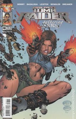 Tomb Raider #46B 2004 FN Stock Image