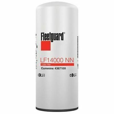Fleetguard Cummins X15 NanoNet Lube Filter - LF14000NN