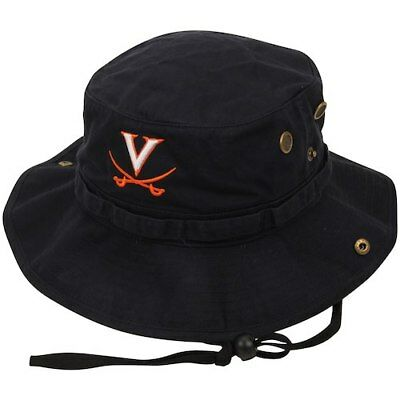 Top of the World Virginia Cavaliers Navy Angler Bucket Hat