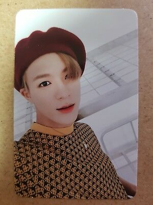 NCT DREAM ZENO JENO Authentic Official PHOTOCARD We Go Up 2nd Mini Album 제노