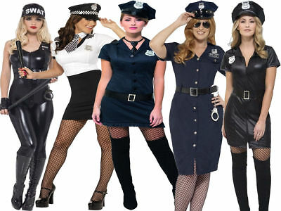 Costumes Sexy Police Woman Costume Ladies Officer Rita Dem Rights Lady Cop Uniform Womens Punctual Timing Women's Clothing
