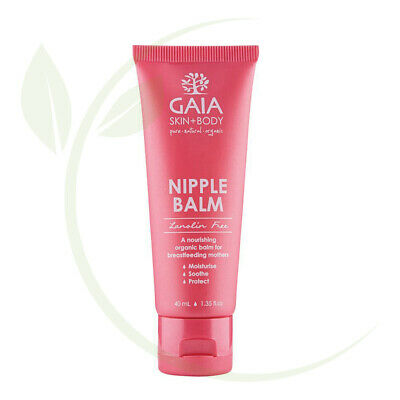Gaia Pure Pregnancy Nipple Cream for Mum 40ml