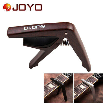 JOYO Guitar Capo For Acoustic Electric Classic Trigger Quick Change Key Clamp