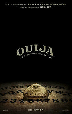 Ouija - original DS movie poster - 27x40 D/S Advance Horror