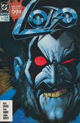 Lobo (Mini-Series) #1 VF/NM; DC | combined shipping available - details inside