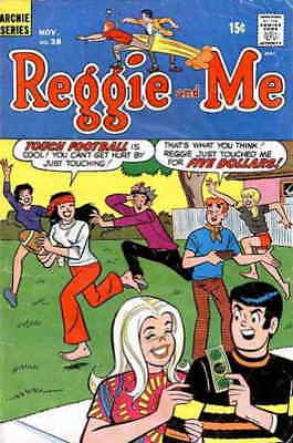 Reggie and Me #38 VG; Archie | low grade - save on shipping - details inside