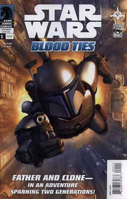 Blood Ties: Jango and Boba Fett #1 VF/NM; Dark Horse   combined shipping availab