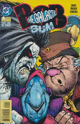 Bob, the Galactic Bum #1 VF/NM; DC | combined shipping available - details insid