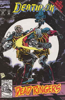 Deathlok (2nd Series) #16 VF/NM; Marvel | combined shipping available - details