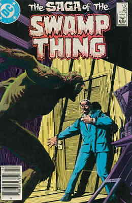 Saga of the Swamp Thing, The #21 VF/NM; DC | combined shipping available - detai