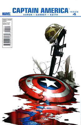 Ultimate Captain America #4 VF/NM; Marvel | combined shipping available - detail