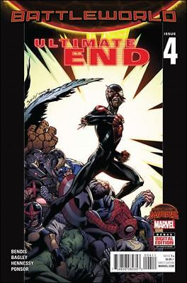 Ultimate End #4 VF/NM; Marvel | combined shipping available - details inside