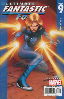 Ultimate Fantastic Four #9 VF/NM; Marvel   combined shipping available - details