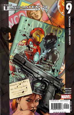 Ultimates 2 #9 VF/NM; Marvel | combined shipping available - details inside