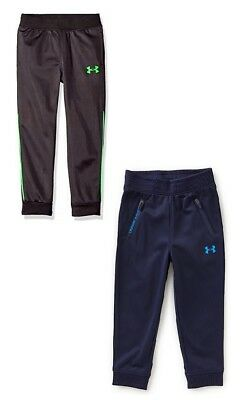New Under Armour Little Boys Pennant Jogger Pants Size 2T, 3T, 4, and 6