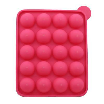 New Baking Tray Stick Party Cookie Chocolate Lollipop Mold Mould Tools BS