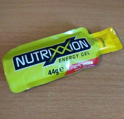 18 x Nutrixxion - Energy Gel / 44g Beutel