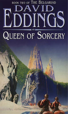 Queen Of Sorcery: Book Two Of The Belgariad, David Eddings, Used; Good Book
