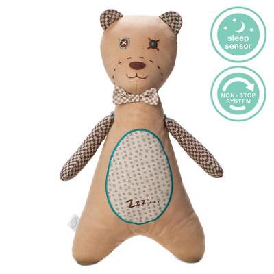 myHummy Filbert White Noise Teddy White Noise Toy / Cry Sensor & NonStop System
