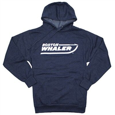 Boston Whaler Retro Hooded Sweatshirt Navy