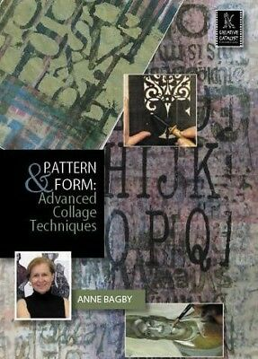 Pattern & Form: Advanced Collage Techniques with Anne Bagby - Art Education DVD