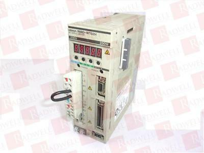OMRON R88D-WT02H (Never Used Surplus 1 Preowned)