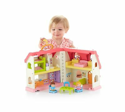 Fisher-Price Little People Surprise & Sounds Home New