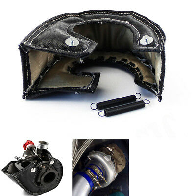 Wrap Protector Turbo Blanket Heat Shield Barrier  Turbocharger Cover T3