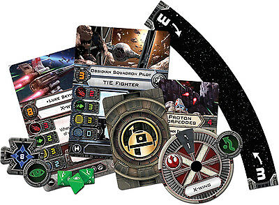 Star Wars X-Wing Miniatures Game Core Set NEW