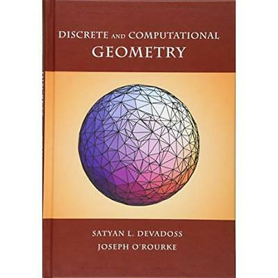 Discrete and Computational Geometry - Hardcover NEW Satyan L. Devad 2011-05-01