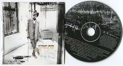 [Bee Gees] Wyclef Jean ~ Greatest Hits ~ 2003 Uk 17-Track Cd Album