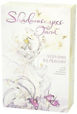 Shadowscapes Tarot Kit NEW Sealed 78 Cards Book 264 pages Divination Pui-Mun Law