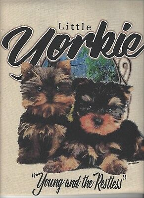 Yorkshire Yorkie Little Yorkie Tote
