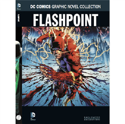 *NEW Sealed* DC Comics Graphic Novel Collection Vol 59  FLASHPOINT #14/5