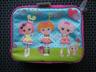 Lalaloopsy  LUNCH TOTE  NEW!