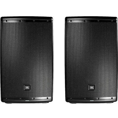 "JBL EON615 - EON 615 Powered 15"" 2-Way PA Speaker System w Bluetooth - Pair"