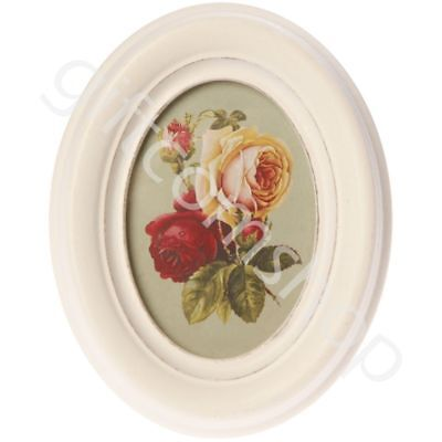 Sass And Belle Antique Vintage Style oval Shabby Chic Picture Photo Frame small