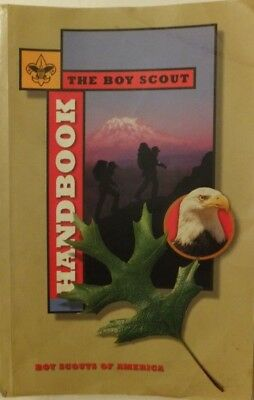 The Boy Scout Handbook*BSA*Authentic*Great Reference*