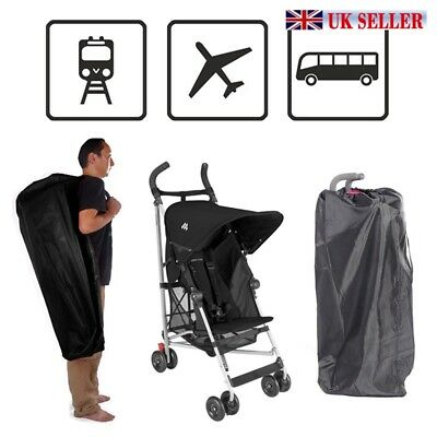 Waterproof Gate Check Pram Travel Bag for Umbrella Buggy /Pushchair Stroller
