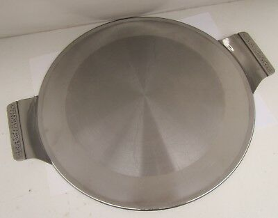 Vintage Viners Mosaic Stainless Steel Drinks Tray / Pizza Dish