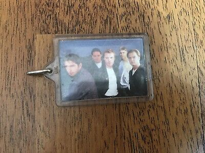 Boyzone Group Picture Design 4 Keyring