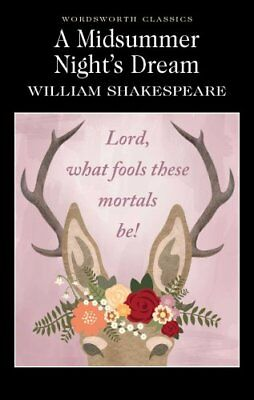 A Midsummer Night's Dream by William Shakespeare 9781853260308 (Paperback, 1992)
