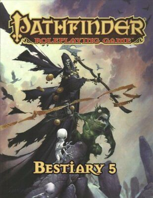 Pathfinder Roleplaying Game: Bestiary 5 Pocket Edition 9781640780507