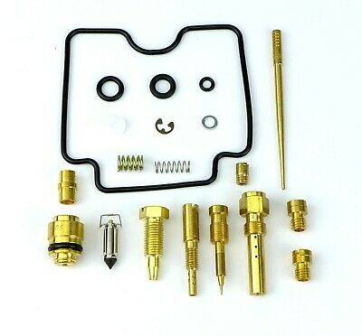 Yamaha ATV Carburetor Carb Repair Rebuild Kit for YFM450 YFM450F Kodiak 2003-06