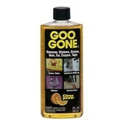New Fresh Goo Gone Gg12 8 Oz Citrus Crayon, Grease Remover Miracle Cleaner Sale